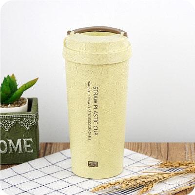 Mug Natural Straw 6