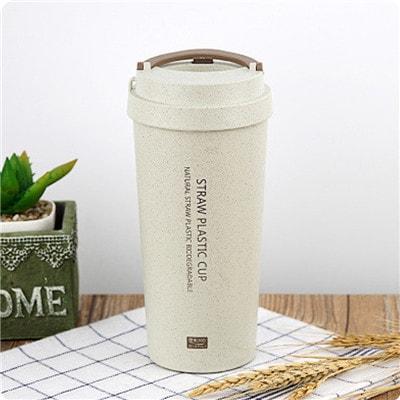 Mug Natural Straw 4