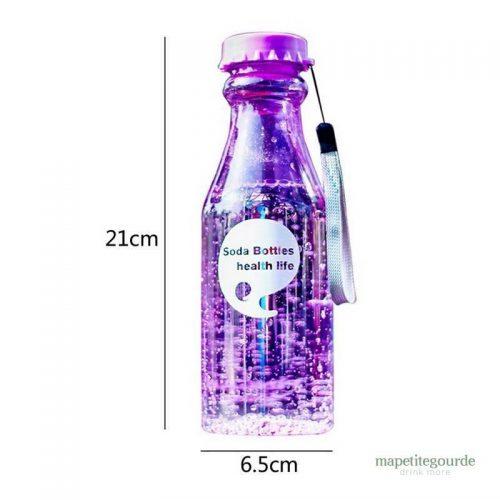 Bouteille d'eau pour Voyage 550 ml 2