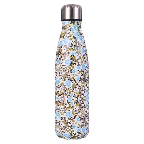 Gourde inox sans BPA en acier inoxydable (Fleurie 500 ml)