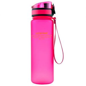 Gourde Sans BPA Uzspace rose