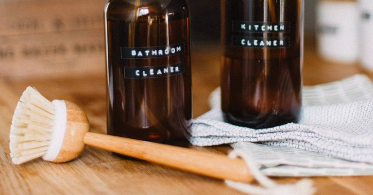 Comment nettoyer votre bouteille d'eau ?