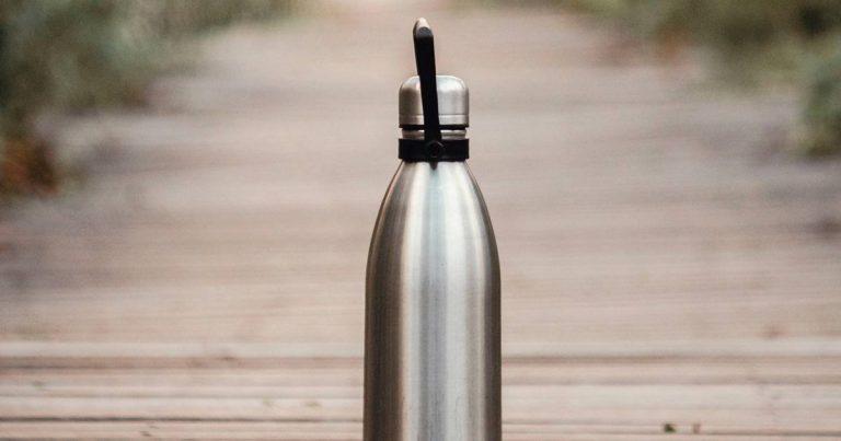 Gourde en acier inoxydable - Quels sont les avantages ?