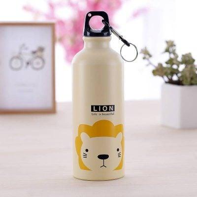 Gourde inox 500 ml pour enfant (Lion 500 ml)
