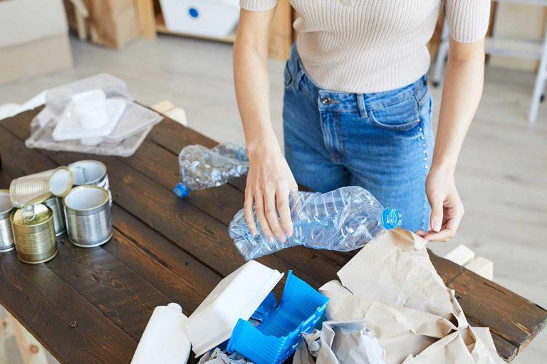 Vivre une vie sans plastique