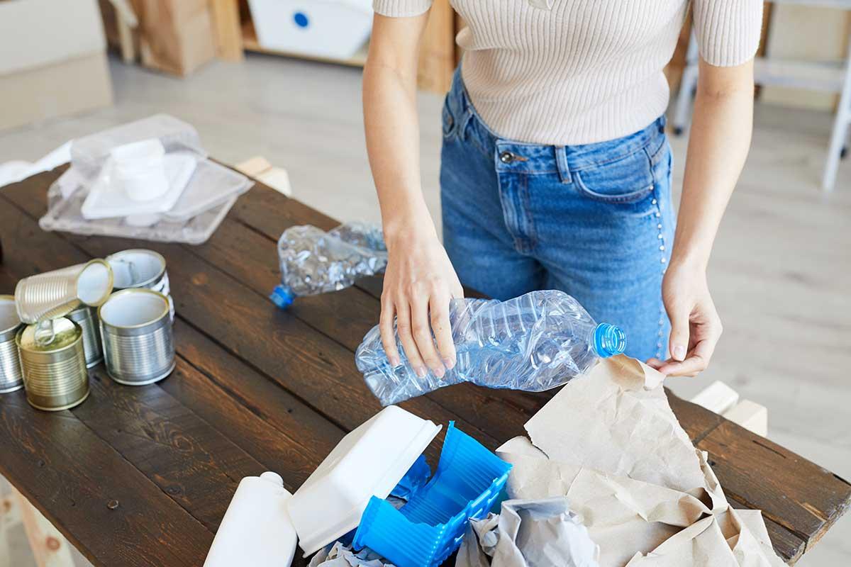 Vivre une vie sans plastique 1