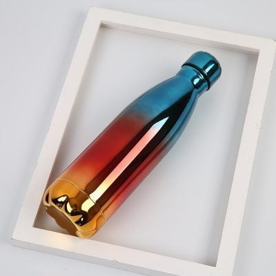 Gourde inox isotherme personnalisable