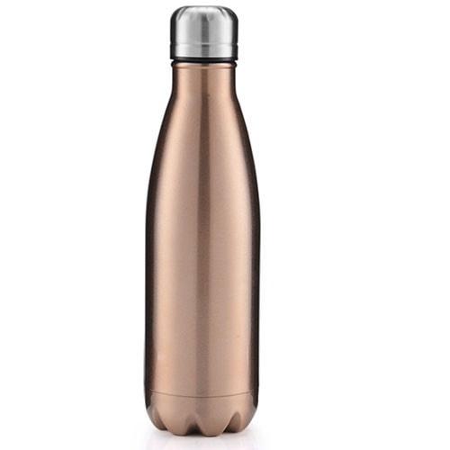 Gourde inox isotherme sans BPA Or