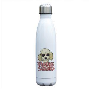Gourde inox isotherme sans BPA (Caniche 500 ml)